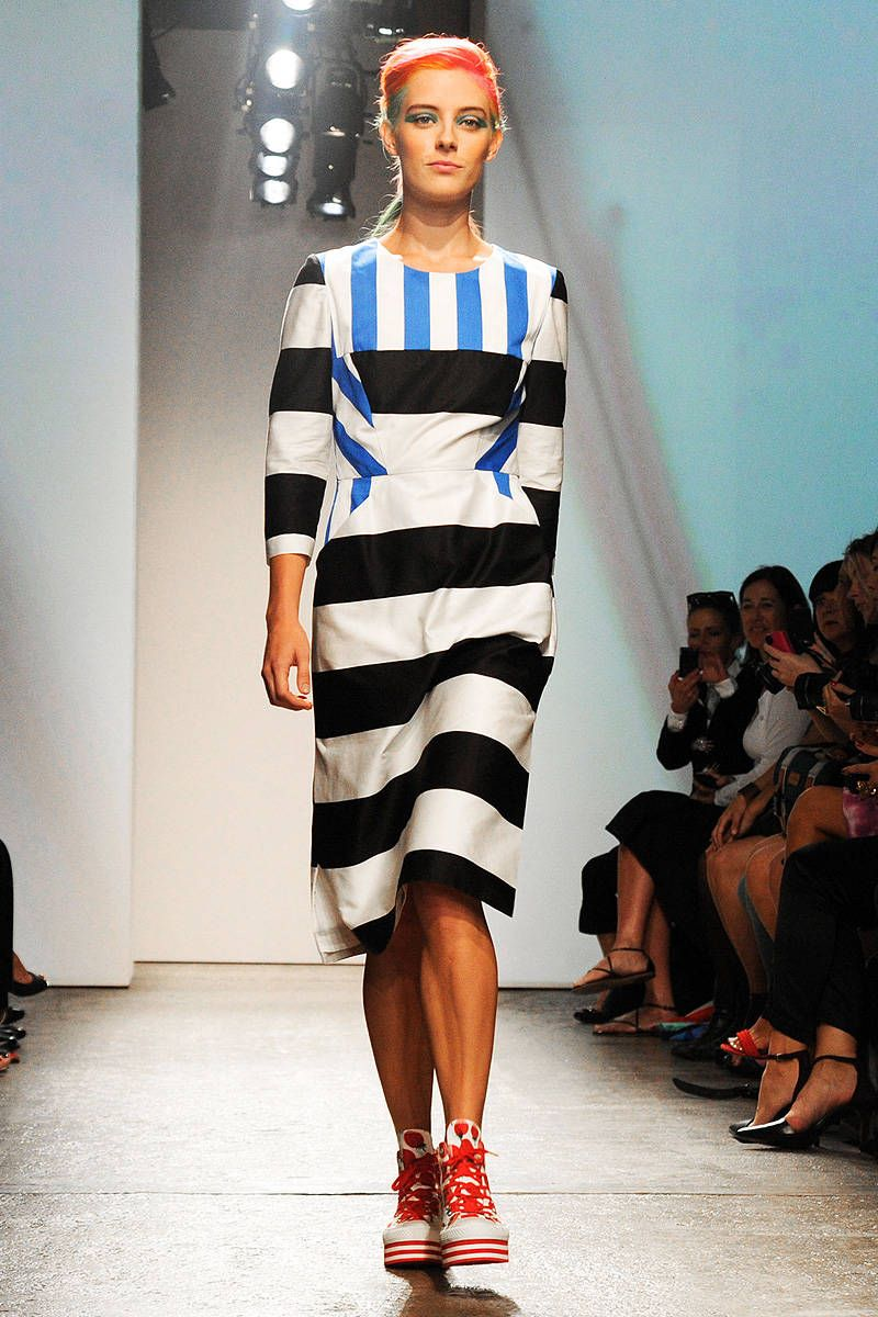 marimekko spring 2013 new york fashion week