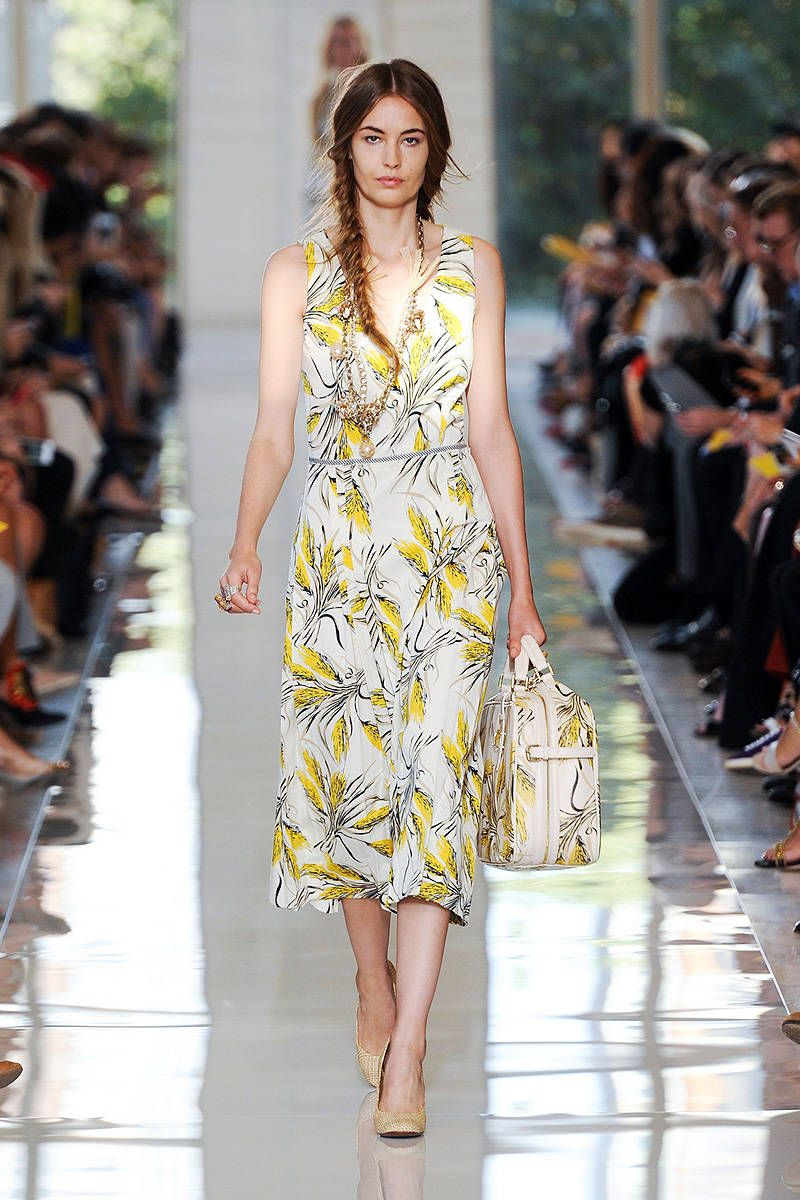 tory burch spring 2013 new york fashion week