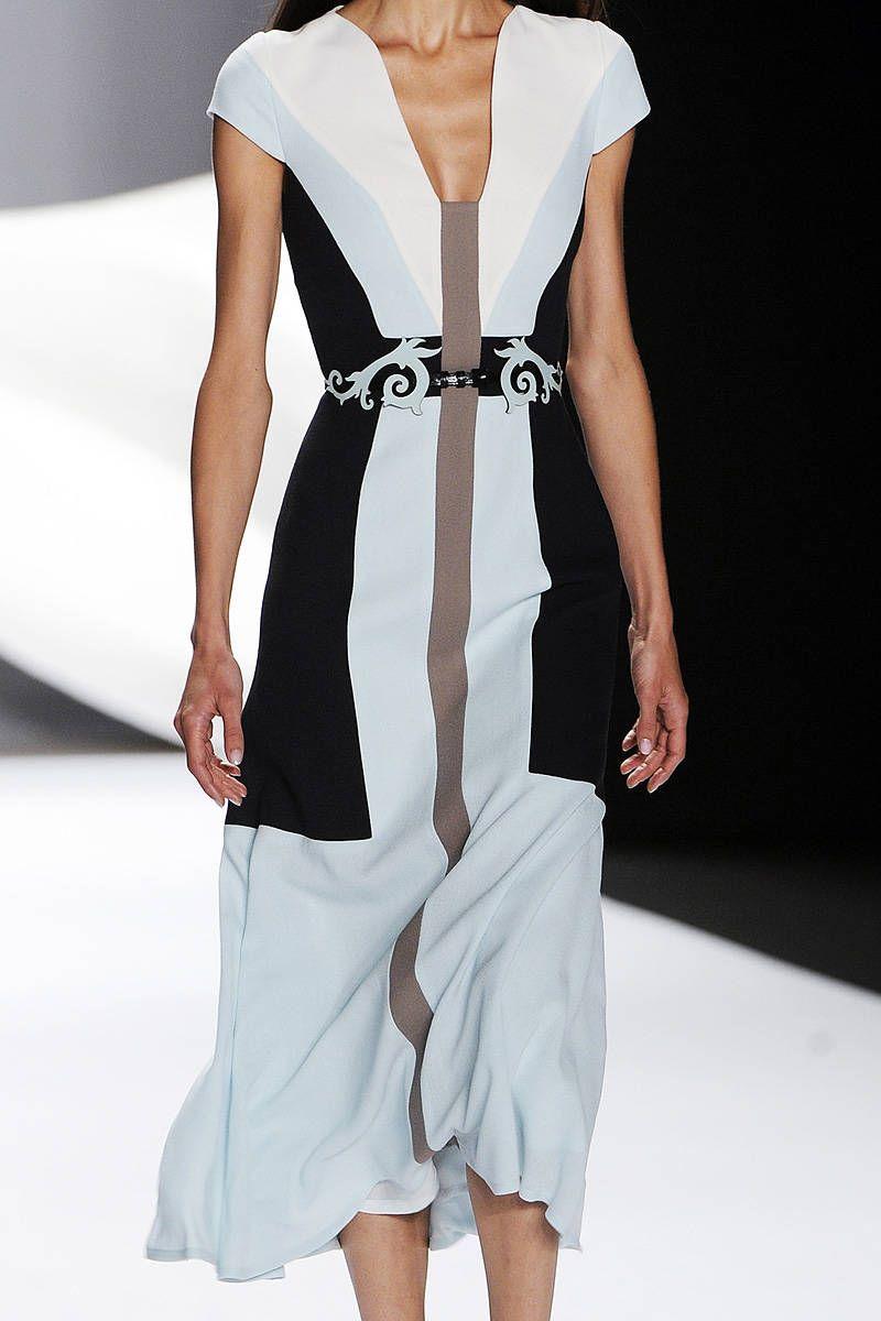 carolina herrera spring 2013 new york fashion week