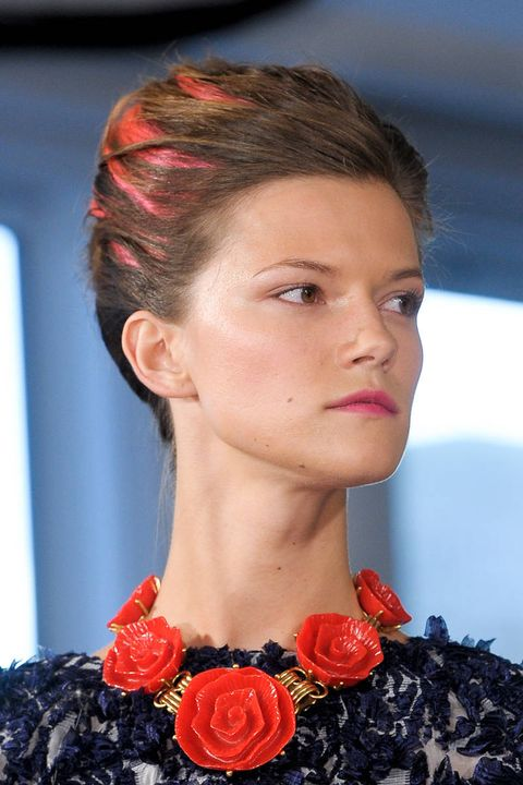 oscar de la renta spring 2013 ready-to-wear photos