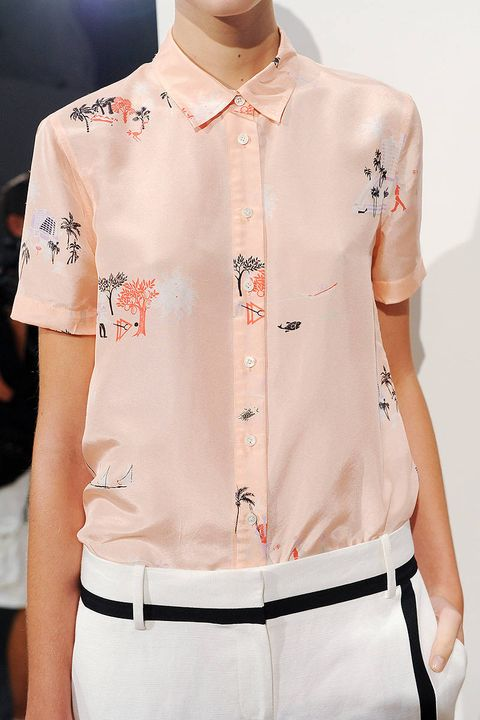 j crew spring 2013 new york fashion week