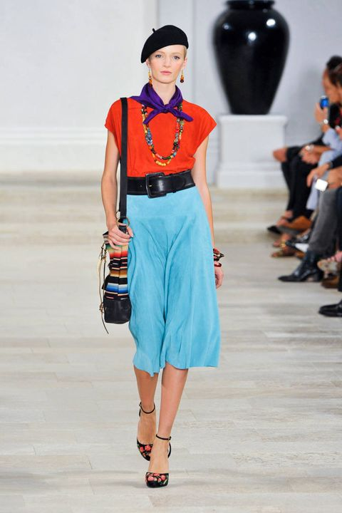 ralph lauren spring 2013 ready-to-wear photos