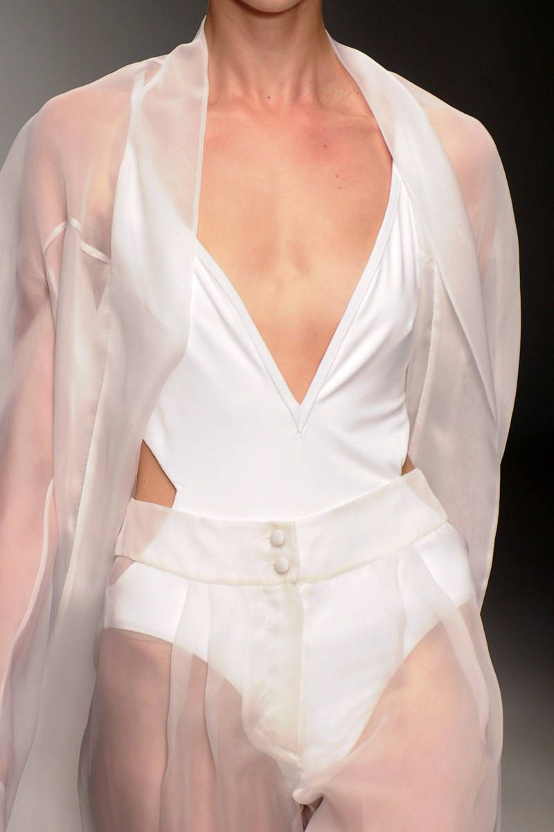 maria grachvogel spring 2013 ready-to-wear photos