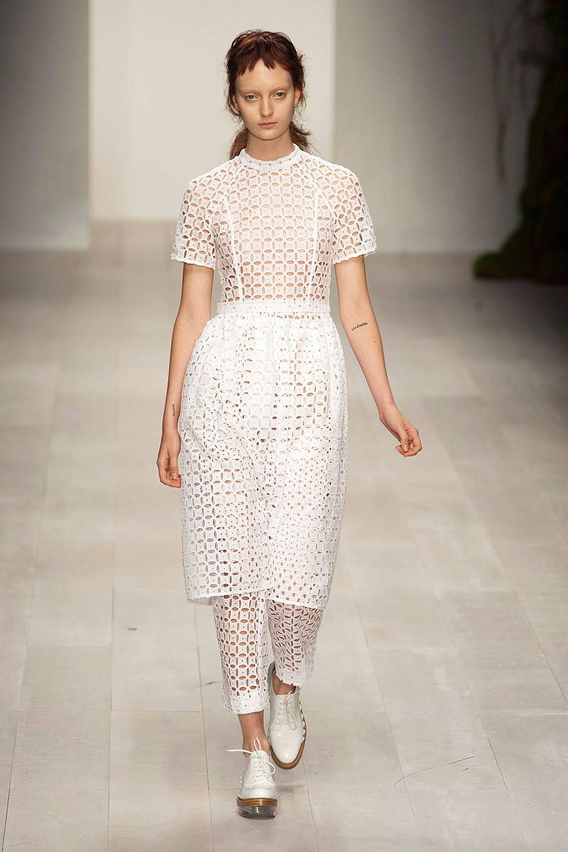 simone rocha spring 2013 new york fashion week