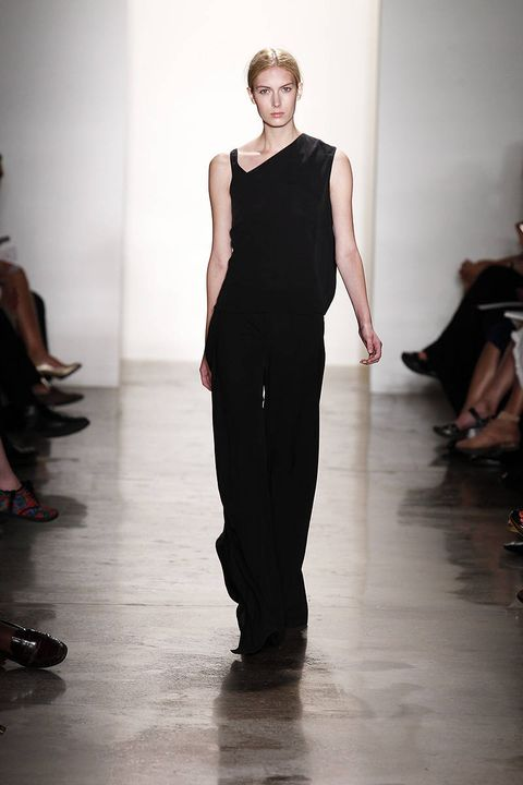 wen zhao parsons mfa spring 2013 new york fashion week