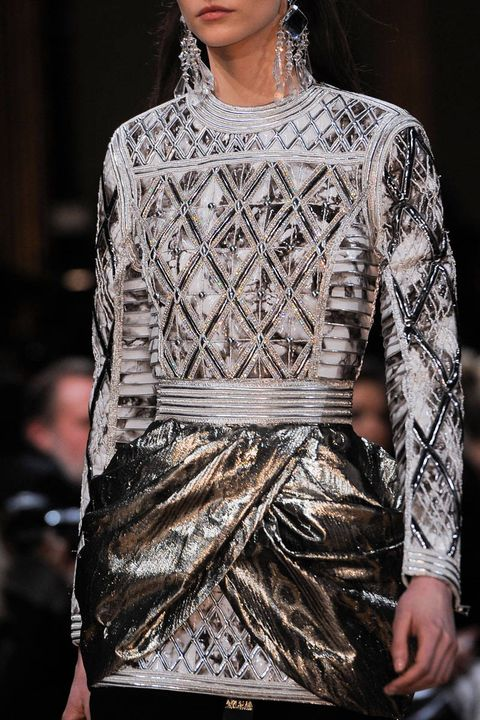 balmain fall 2013 ready-to-wear photos