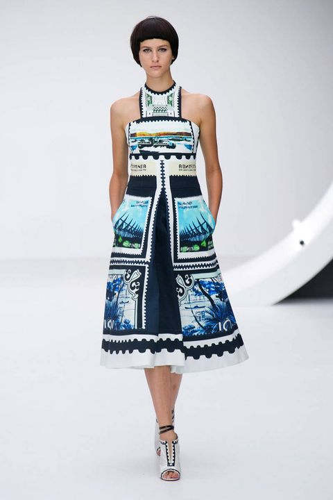 mary katrantzou spring 2013 ready-to-wear photos