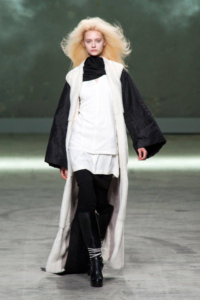 rick owens fall 2013 ready-to-wear photos