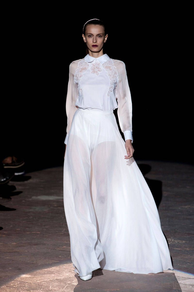 francesco scognamiglio spring 2013 ready-to-wear photos