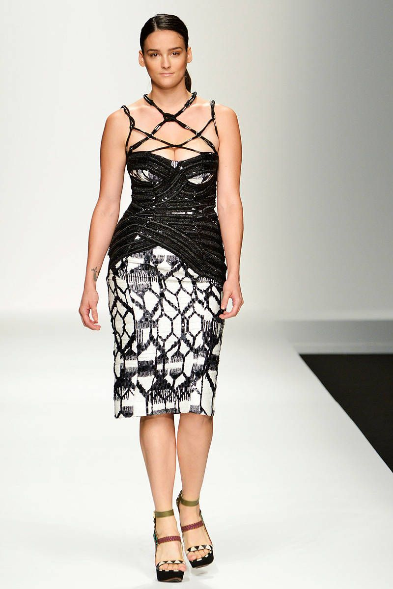 elena miro spring 2013 new york fashion week