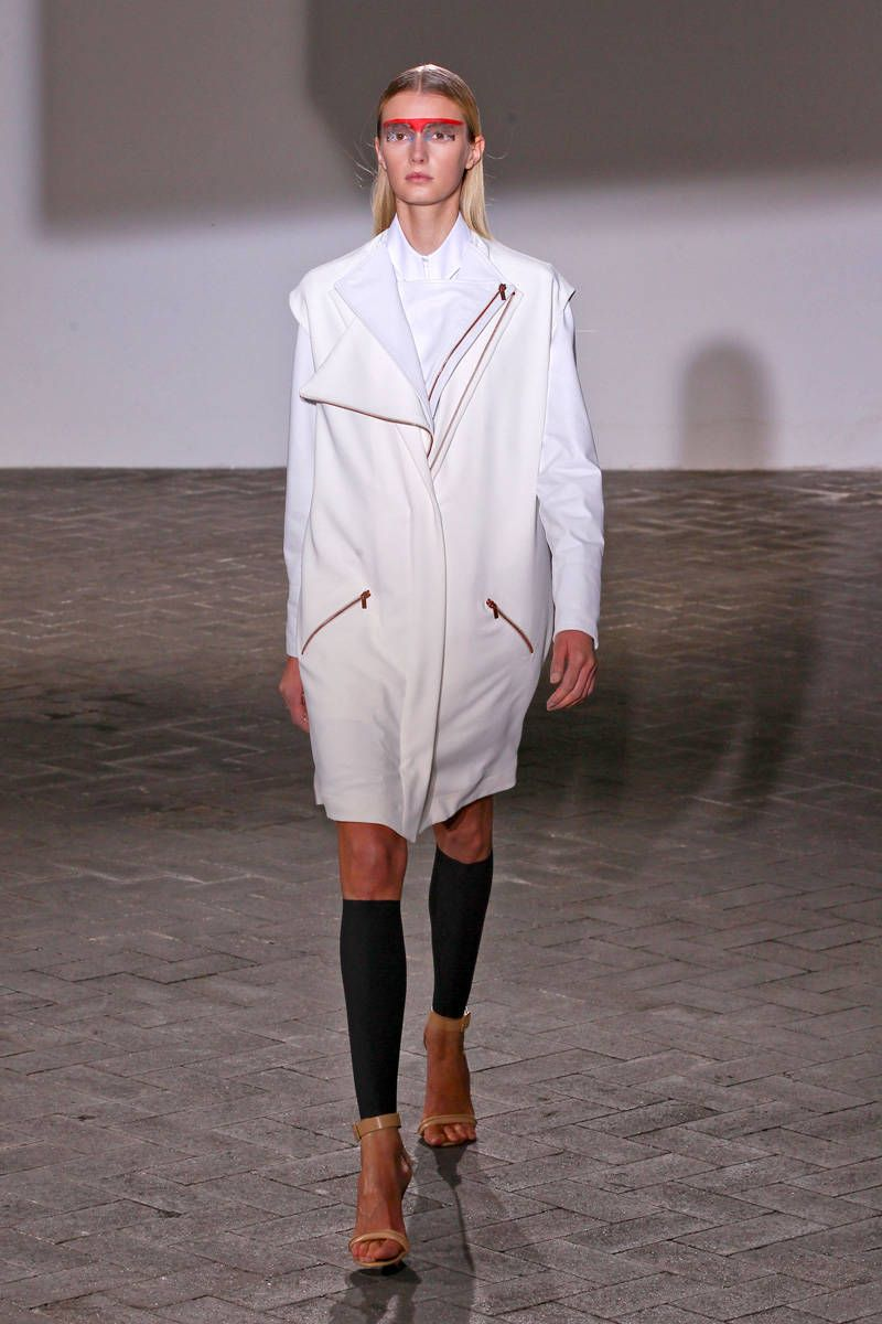 cedric charlier spring 2013 ready-to-wear photos