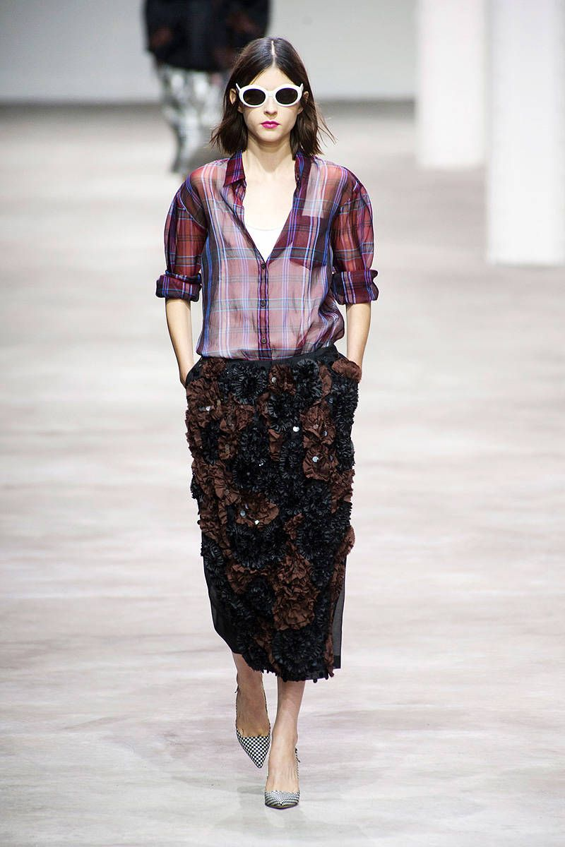 dries van noten spring 2013 new york fashion week