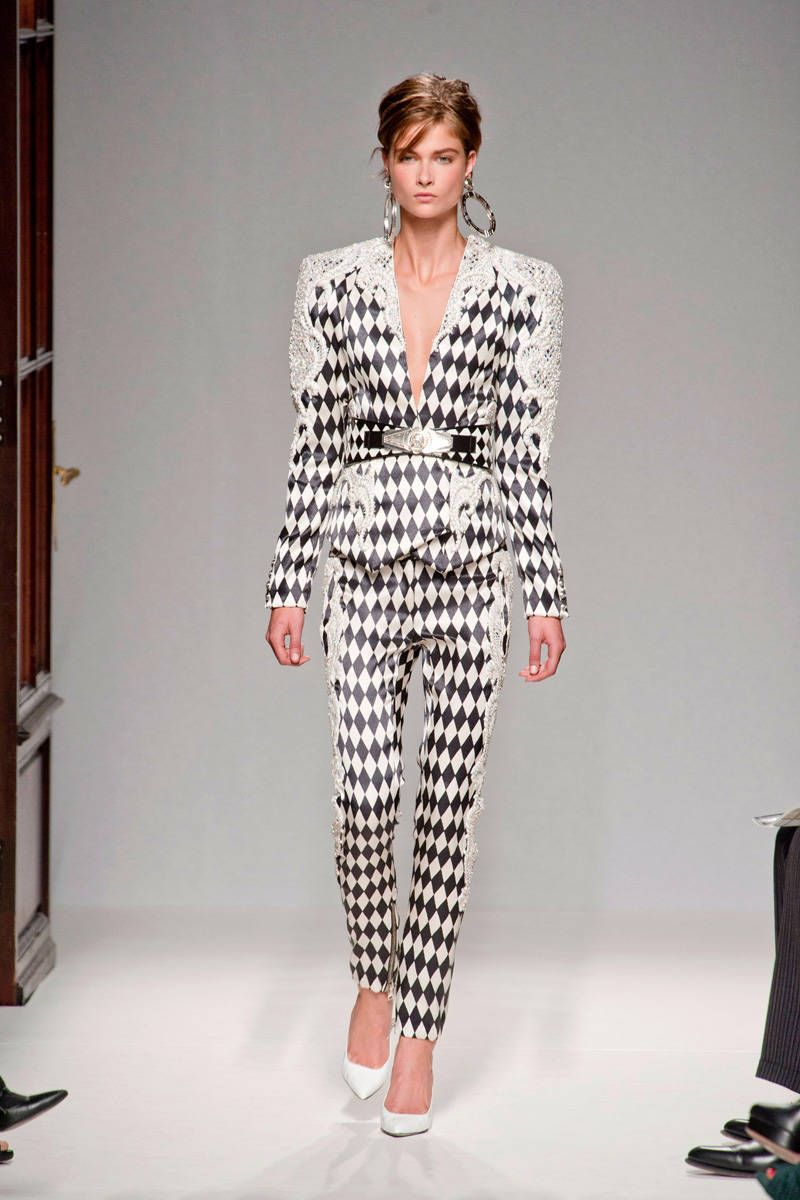 balmain spring 2013 ready-to-wear photos