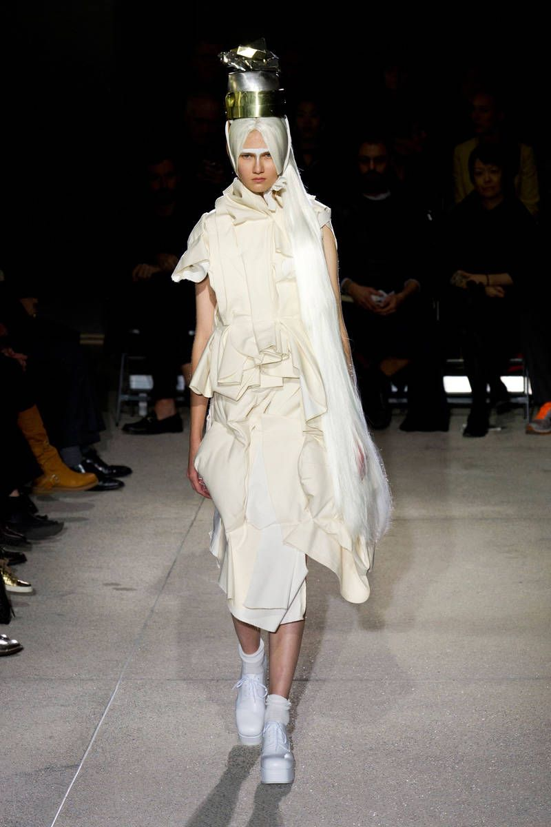 comme des garcons spring 2013 ready-to-wear photos