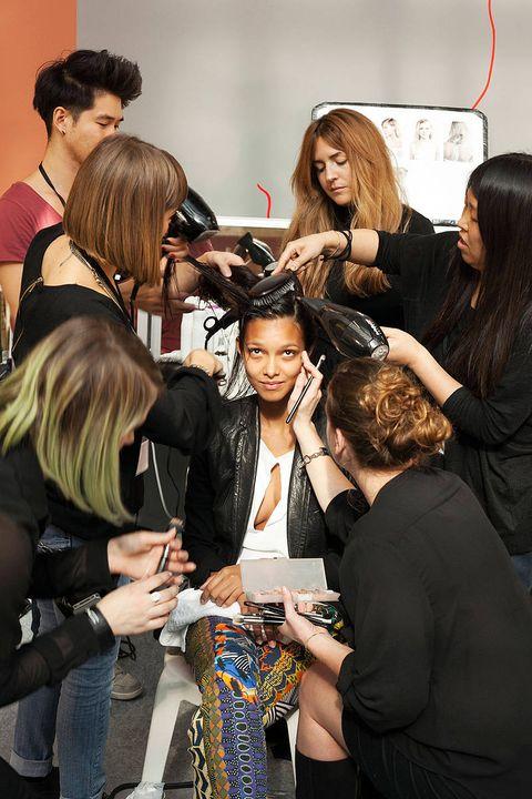 anne valerie hash spring 2013 new york fashion week
