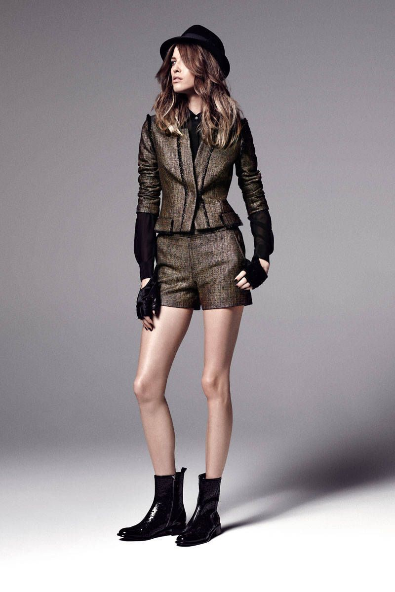 rachel zoe pre-fall 2013 photos
