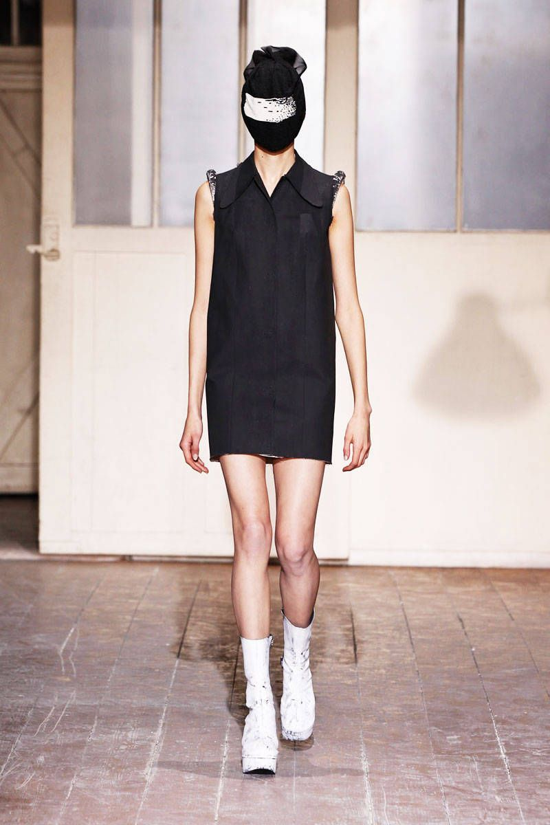 maison martin margiela spring couture 2013 photos