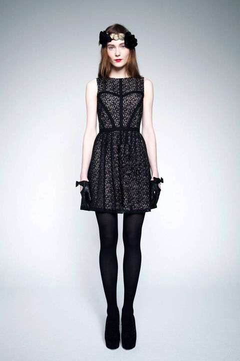 erin fetherston fall 2013 ready-to-wear photos