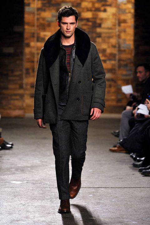 billy reid fall 2013 ready-to-wear photos