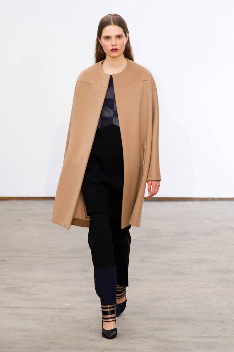 derek lam fall 2013 ready-to-wear photos