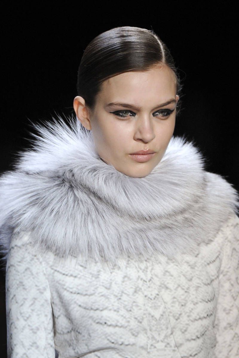 monique lhuillier fall 2013 ready-to-wear photos