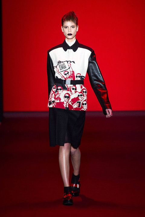 vivienne tam fall 2013 ready-to-wear photos