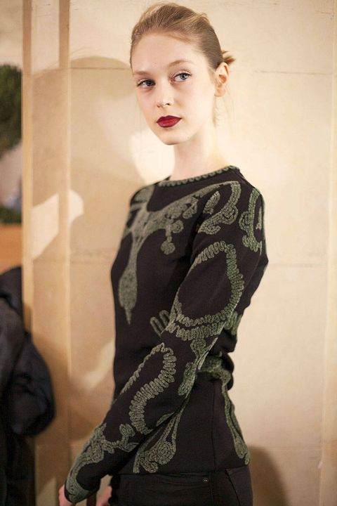 zac posen fall 2013 ready-to-wear photos