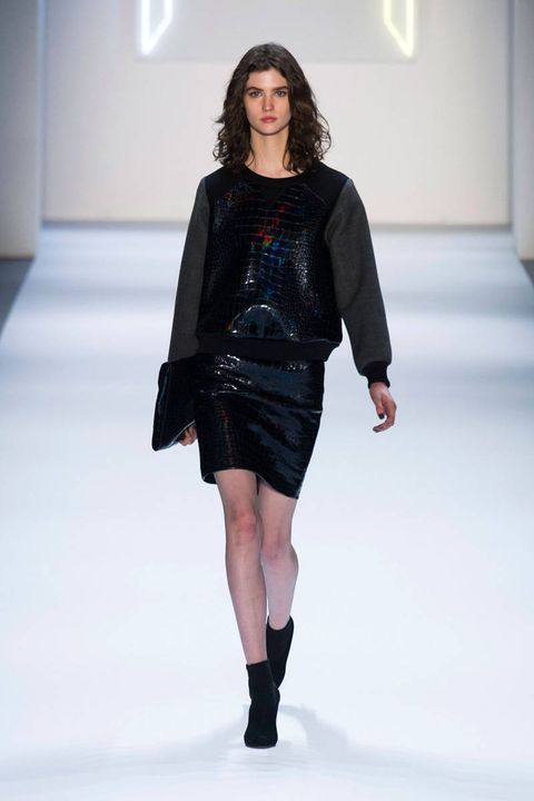 milly by michelle smith fall 2013 ready-to-wear photos