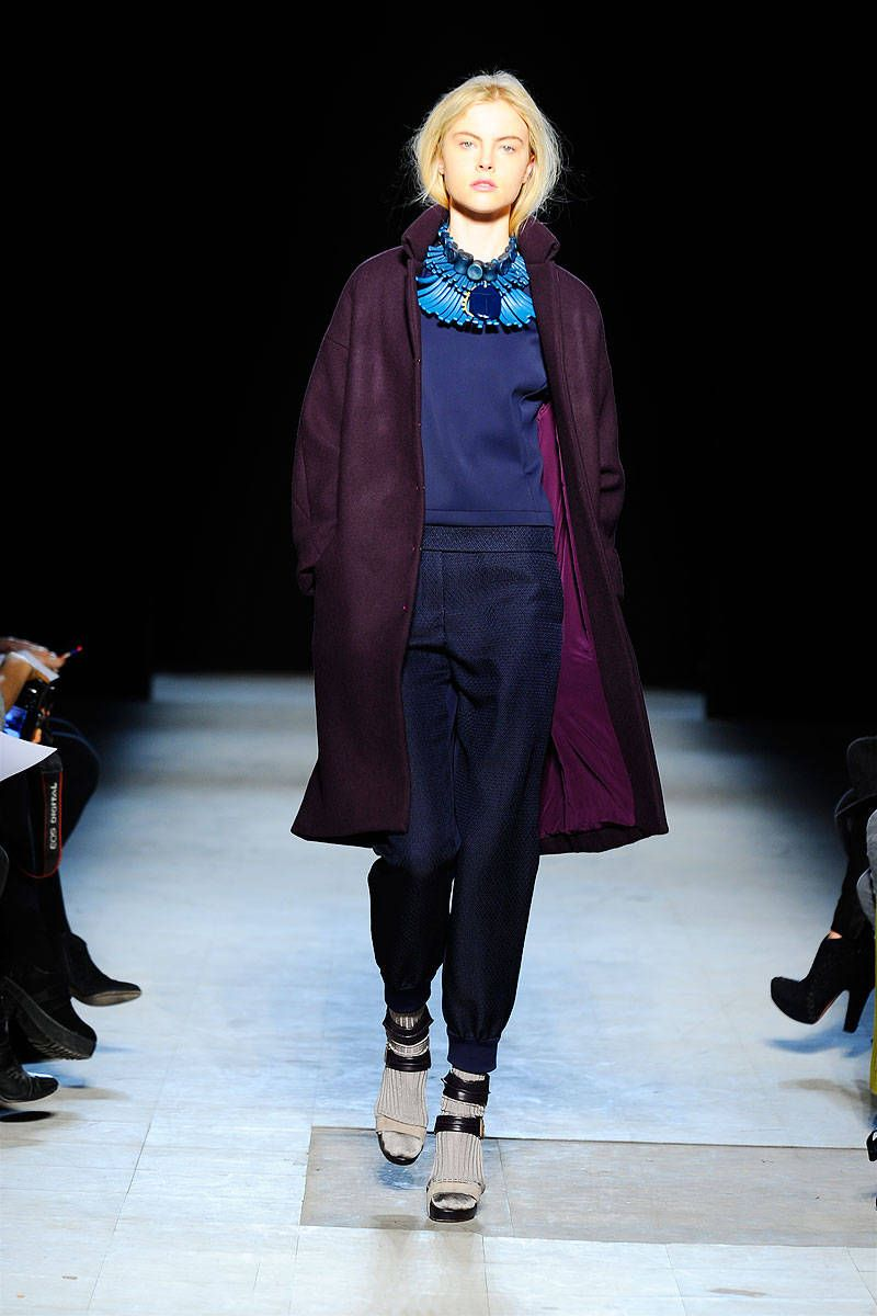 chadwick bell fall 2013 ready-to-wear photos