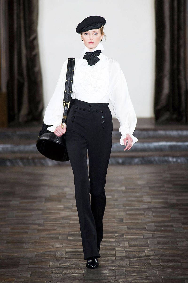 ralph lauren fall 2013 ready-to-wear photos