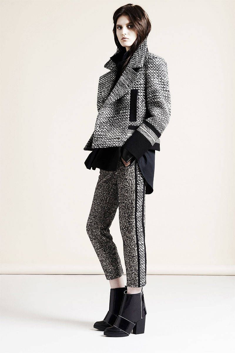 nicole farhi fall 2013 ready-to-wear photos