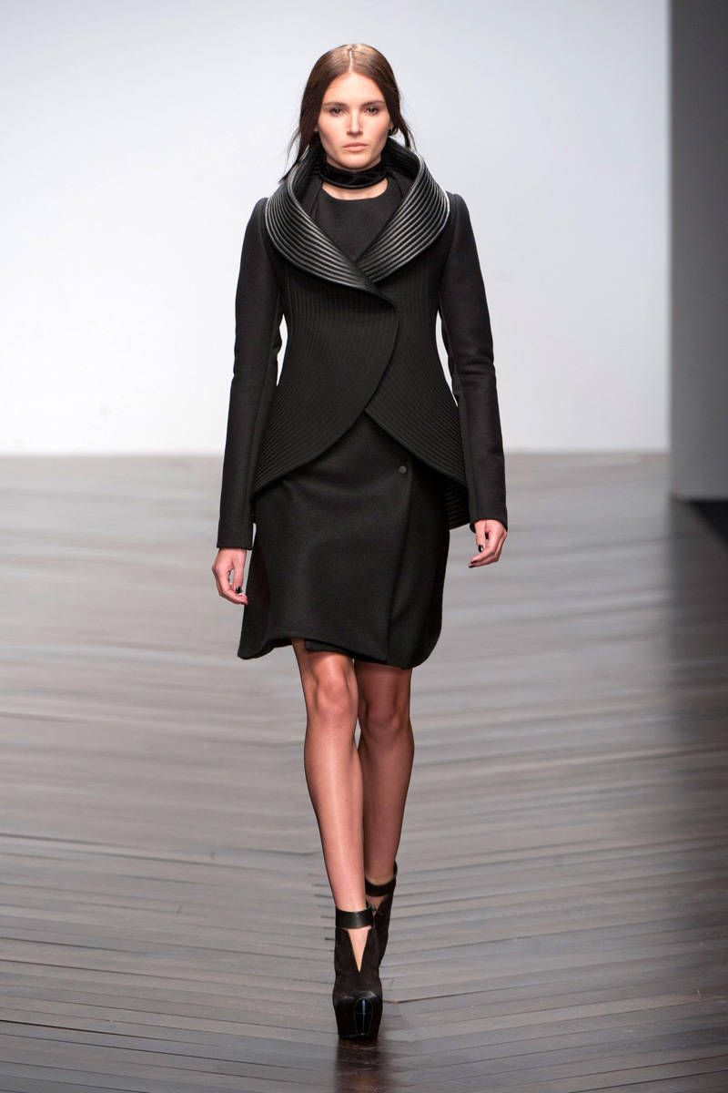 david koma fall 2013 ready-to-wear photos