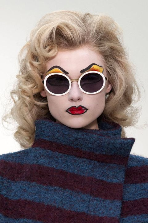 vivienne westwood red label fall 2013 ready-to-wear photos
