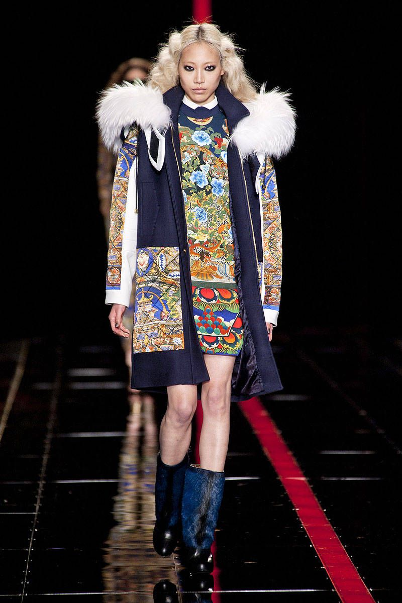 just cavalli fall 2013 ready-to-wear photos