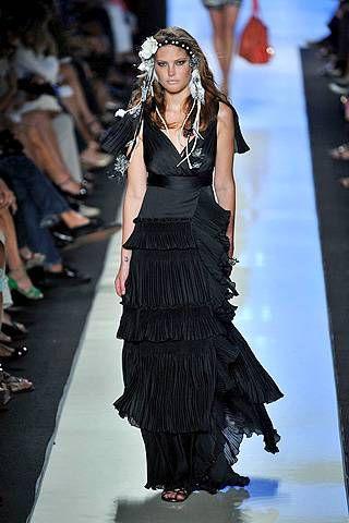 Diane von Furstenberg Spring 2009 Ready-to-wear Collections - 001