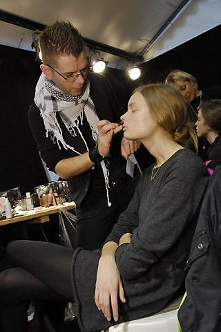 Giambattista Valli Fall 2008 Ready-to-wear Backstage - 001