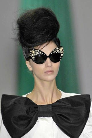 Moschino Spring 2009 Ready-to-wear Detail - 001