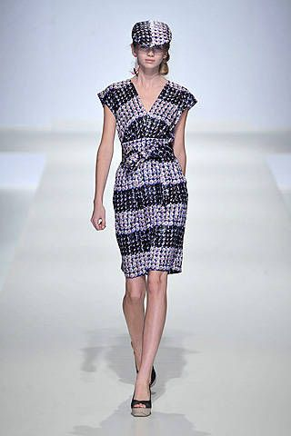 Cacharel Spring 2009 Ready-to-wear Collections - 001