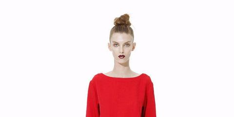 Marc by Marc Jacobs Resort 2012 Look 01