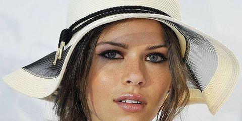 Rachel zoe SPRING 2012 RTW beauty 001