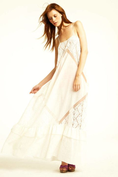 BCBG Max Azria Resort 2012 Look 02