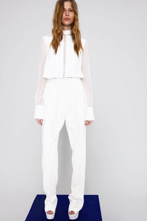 Celine Resort 2012 Look 02