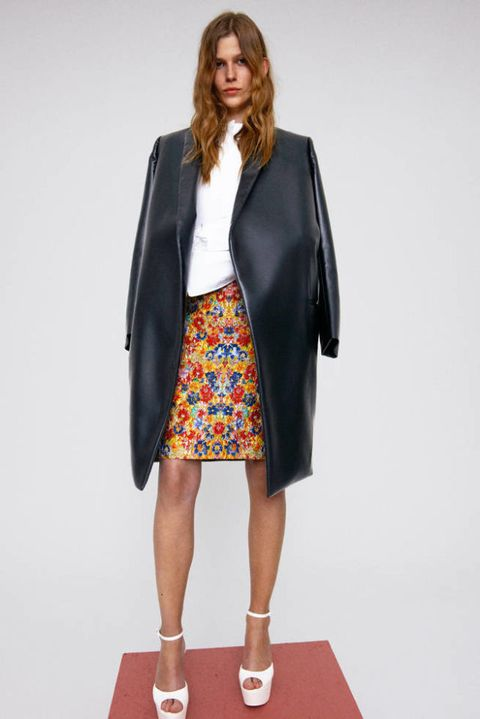 Celine Resort 2012 Look 01