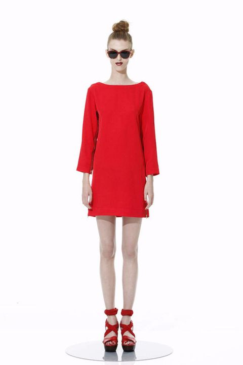 Marc by Marc Jacobs Resort 2012 Look 02