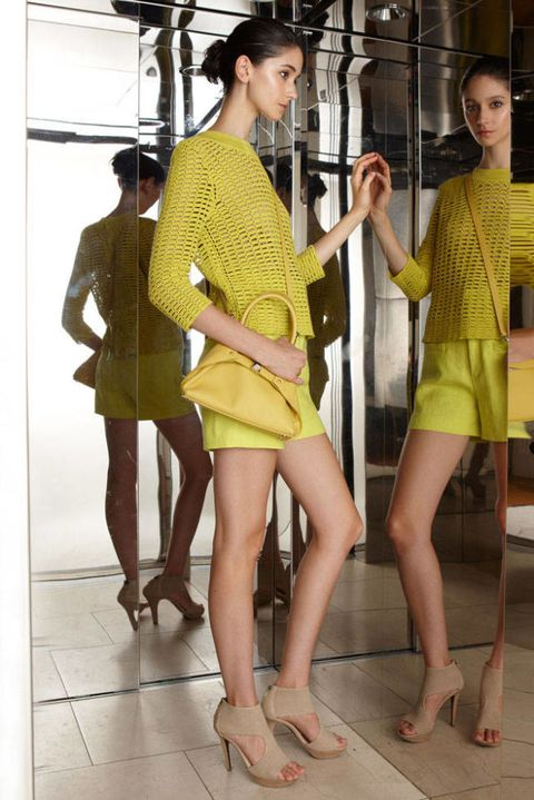 Akris Resort 2012 Look 001