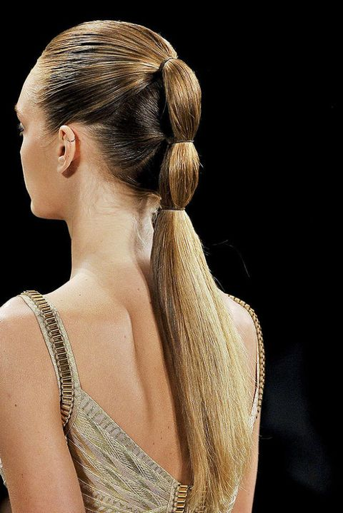 Herve leger SPRING 2012 RTW beauty 002
