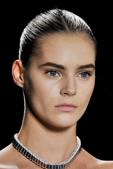 Herve leger SPRING 2012 RTW beauty 003