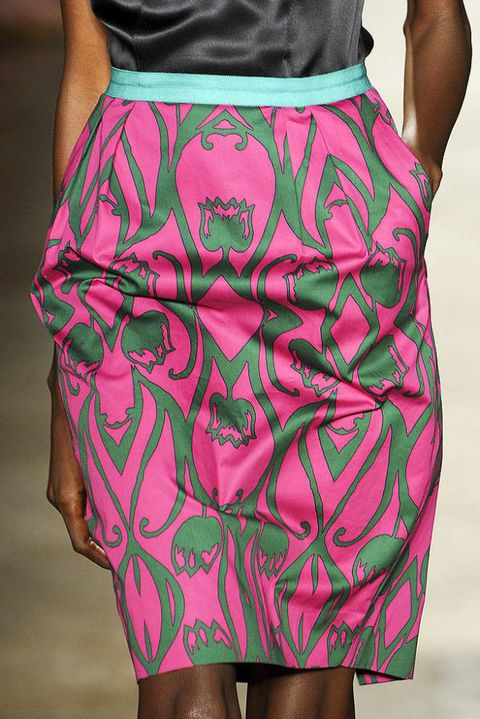 1bf21a8c57 Sophie Theallet Spring 2012 Detail - Sophie Theallet Ready-To-Wear ...
