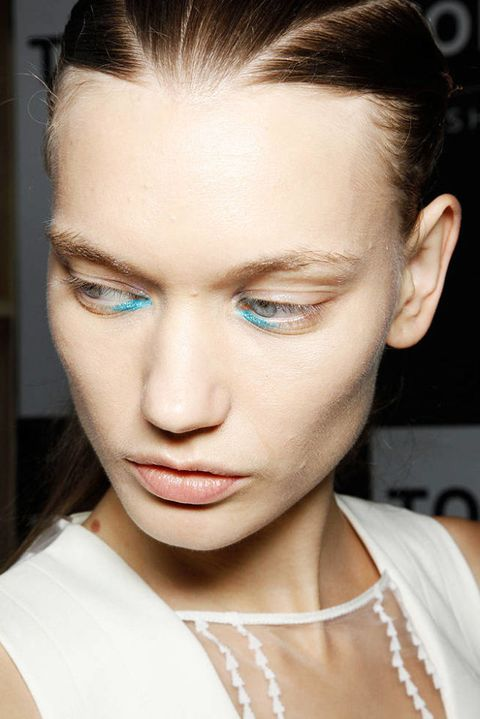 DAVID KOMA SPRING 2012 RTW BEAUTY 001