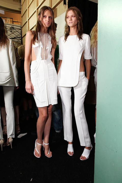 Hakaan SPRING 2012 RTW backstage 003